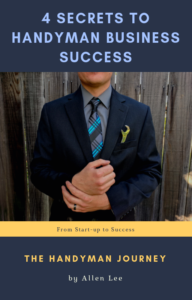 Handyman Start Up Success e-book